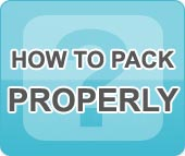 How to pack properly